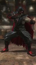 DOA5LR costume Fighter Force Raidou