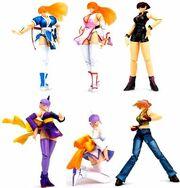 Mini Action Figures