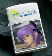 DOAX2 Zippo Ayane