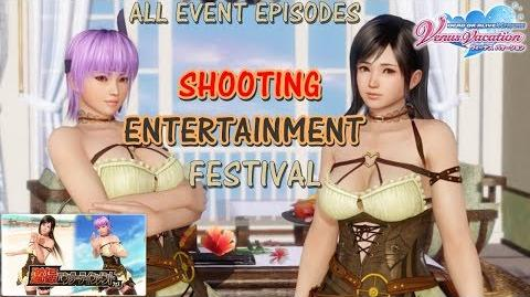 DOAXVV All event episodes of Shooting Entertainment Festival event
