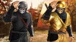 DOA6 Bayman Ninja