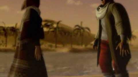 Dead or Alive 3 ending leon