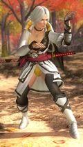 DOA5LR costume Senran Kagura Christie