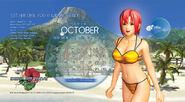 DOAP Calendar Oct