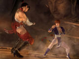 Kasumi/Dead or Alive 5 Ultimate command list