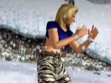 Tina Armstrong/Dead or Alive 3 costumes