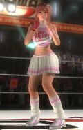 DOA5LR Honoka Cheer Scr