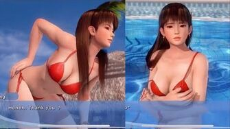 DOAXVV (English) - Character Episodes (Leifang) - 05 - An athletic picture