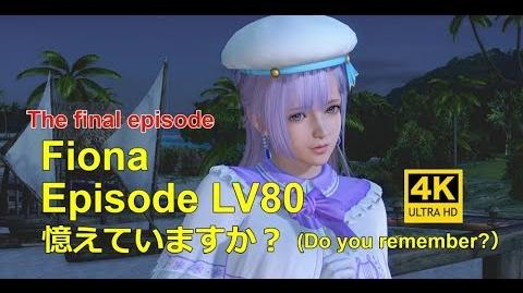 DOAXVV 4K【Eng sub】Episode Fiona LV80 憶えていますか?(Do you remember?)