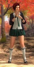 DOA5U Mila School Screen