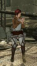 Mila Attack on Titan Mashup