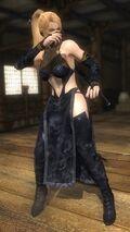 DOA5LR costume Ninja Clain Vol 3 Sarah