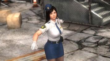DOA5U Kokoro Police