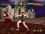 Ryu vs Lei Fang