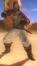 DOA5LR costume Ninja Clain Vol 2 Raidou