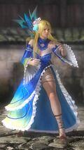 DOA5LR FALCOM Costume Helena