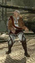 Gen Fu Attack on Titan Mashup