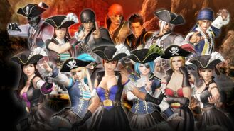 DOA6 Pirates 2