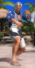 DOA5U Brad Casual Screen