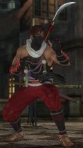 Ryu Hayabusa-Costume Halloween 2016