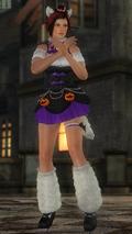 Mila-Costume Halloween 2016