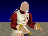 Gen Fu/Dead or Alive Ultimate costumes