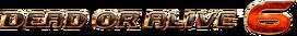 DOA6 Logo