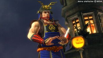 DOA5U Akira Halloween