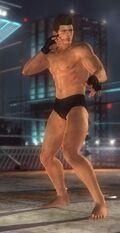 DOA5 Jannlee Fighter Screen