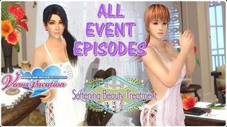 DOAXVV All event episodes of Healing softening beauty treatment event (English)