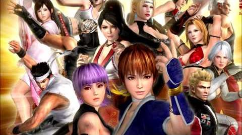 Blood Tie ~DOA5 Ultimate mix~
