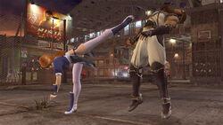 Kasumi vs Ryu