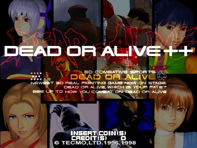 Игры dead or alive