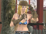 Tina Armstrong/Dead or Alive 4 costumes
