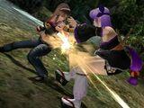 Hitomi/Dead or Alive Dimensions command list
