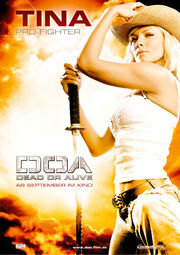 DOA Movie Promo Tina