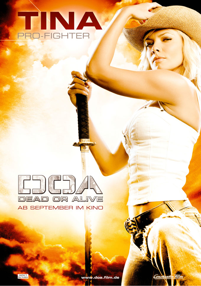 Tina Armstrong Doa Dead Or Alive Dead Or Alive Wiki Fandom