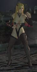 DOA5U Helena Halloween Screen