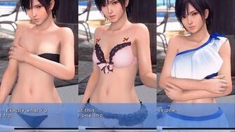 DOAXVV (English) - Character Episodes (Nagisa) - 03 - Okay expert, you choose!