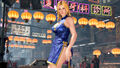 DOA6 Tina Mandarin Dress