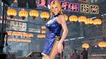 DOA6 Tina Mandarin Dress