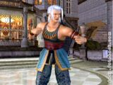 Brad Wong/Dead or Alive 3 costumes