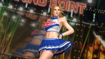 DOA5 Tina Cheerleader