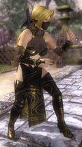 DOA5LR costume Ninja Clain Vol 2 Helena