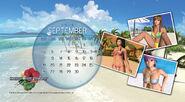 DOAP Calendar Sep