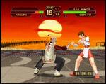 Gen Fu vs Kasumi