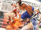 Mai Shiranui/Dead or Alive 6 command list