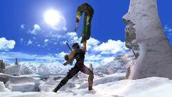 DOAU Ryu vs. Zack