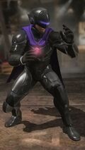 DOA5LR costume Fighter Force Hayabusa