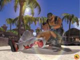 Bass Armstrong/Dead or Alive 3 command list